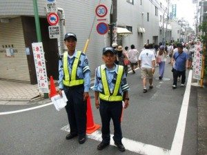 交通警備【正社員】月収30万円も実現可能・・・